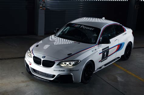 Bmw Releases More Pictures Of The M235i Racing