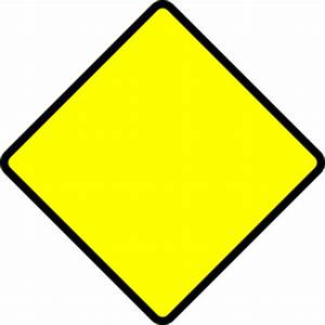 Blank Road Sign Clip Art at Clker.com - vector clip art ...