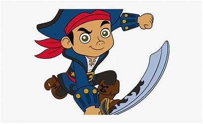 Pirate Sword Jake Clipart Neverland Hook Cartoon