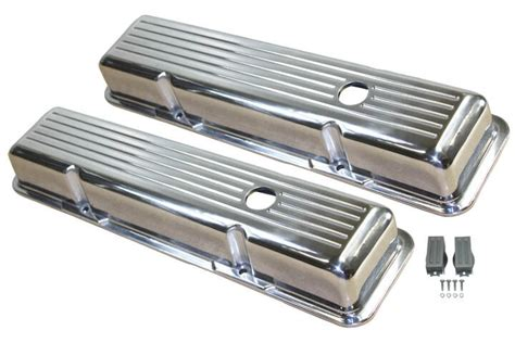 Aluminum Valve Covers Small Block Chevy