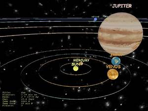 3D Solar System - Pics about space