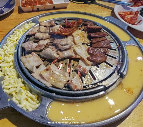 ปิ้งย่างเกาหลี ร้าน นานาลี วังหิน
