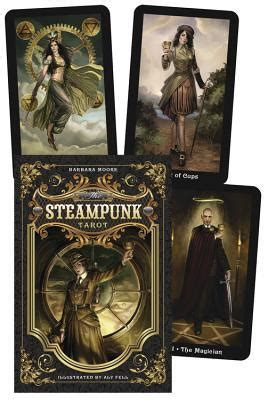 steampunk tarot  barbara moore reviews discussion
