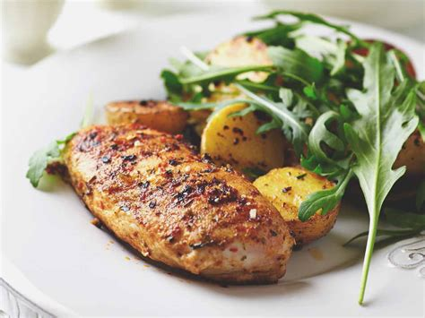 chicken bake baked cooking food tips saga healthy magazine
