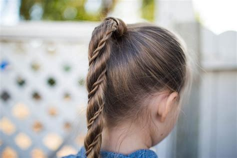bony tail hairstyle 3 favorite ponytails cute girls hairstyles