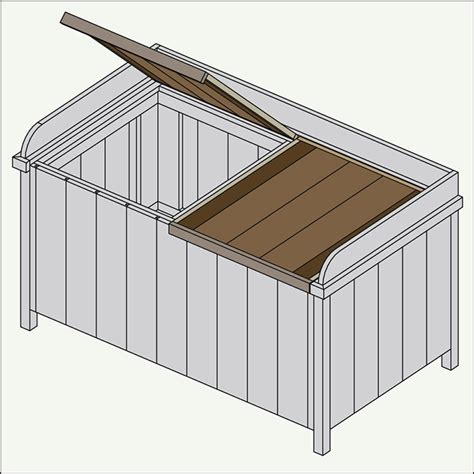 lowes outdoor storage bench home outdoor