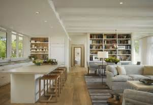 open floor plan living room open concept kitchen for the home