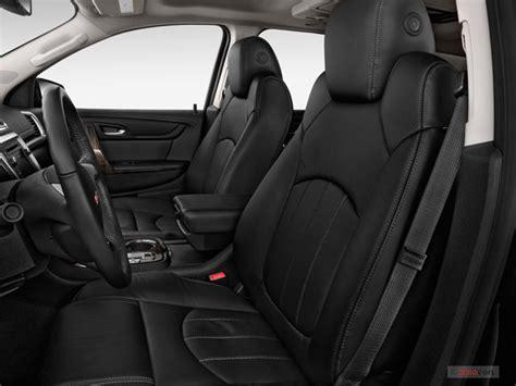 gmc acadia interior  news  cars