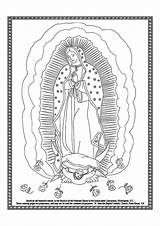 Coloring Catholic Baptist Church John Royal Va Angel Guadalupe Lady Roman Printable Sheets sketch template