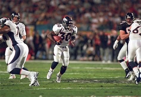 Terrell Davis To Announce Broncos 2nd 3rd Round Draft Picks