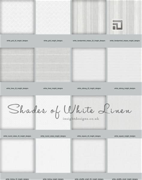 life marketplace id shades  white fabric