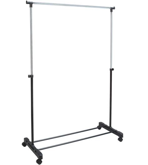rolling clothes rack rolling clothing rack in clothing racks and wardrobes