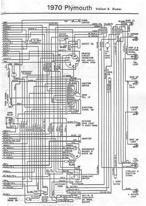 Wiring Diagram 1973 Plymouth Duster by Plymouth Relay Wiring Diagram Schematic Symbols Diagram