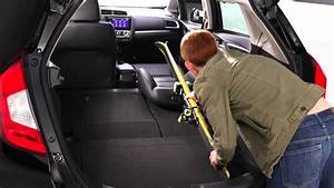 2015 Honda Jazz  Fit Interior  U0026 Cargo Space