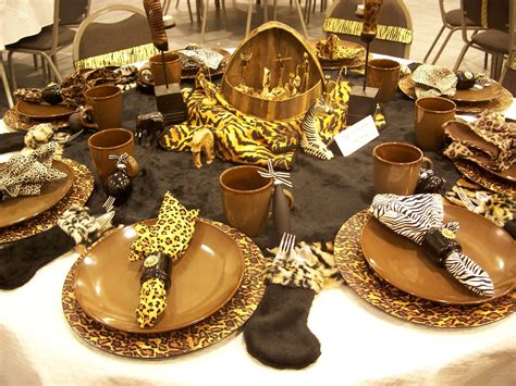 Wonderful Variations Of African Themed Decor Images And