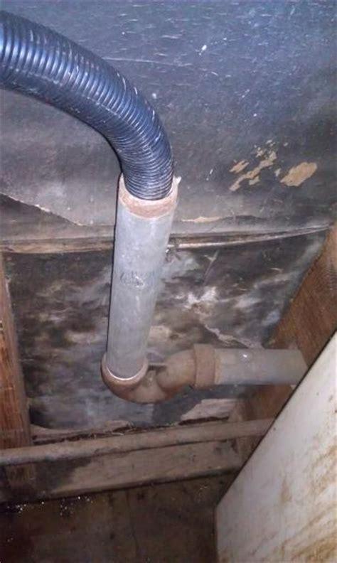 replacing  galvanized drain  garage doityourselfcom community forums