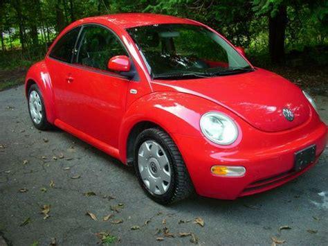 buy used 2000 volkswagen beetle gl hatchback 2 door 2 0l no reserve in woodbridge connecticut