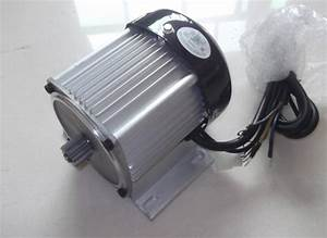 350w Dc 48v Brushless Motor Without Gearbox  Electric Bicycle Motor  Bldc  Bm1418zxf