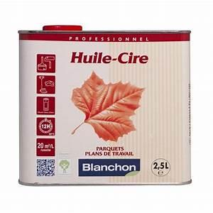 vente en ligne huile cire blanchon pour parquet 25l noyer With huile pour parquet blanchon
