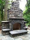 7 Outdoor Hearths Perfect for Portland Landscaping outdoor patio fireplace