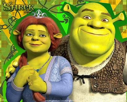 Shrek Animated Wallpapers Movies Fiona