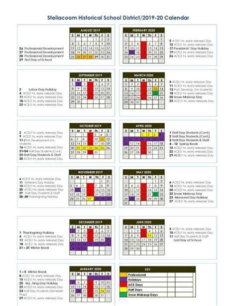 school year calendars school year calendar