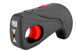 Lampe De Defense : taser piranha gunshock rechargeable usb lampe arme de defense ~ Teatrodelosmanantiales.com Idées de Décoration