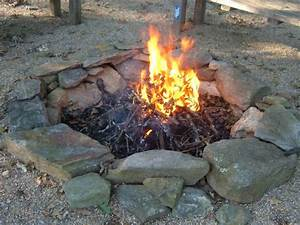 How, To, Build, A, Fieldstone, Fire, Pit, In, 2020