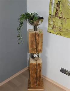 Dekorationen Aus Holz : nat rlich dekorieren gro e s ulen ~ Yasmunasinghe.com Haus und Dekorationen