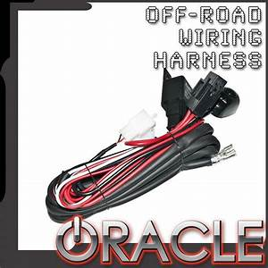 Off Road Auxiliary Light Harnes
