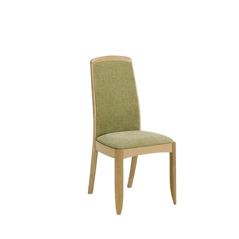 nathan shades oak fully upholstered dining chair dining chairs cookes furniture