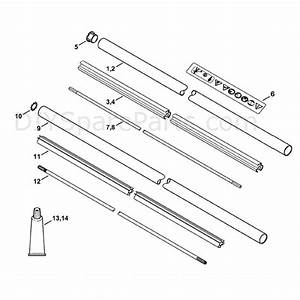 Stihl Fs 260 Brushcutter  Fs260c