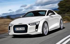 Nouvelle Audi Tt 2015 : 2015 audi tt photos informations articles ~ Melissatoandfro.com Idées de Décoration