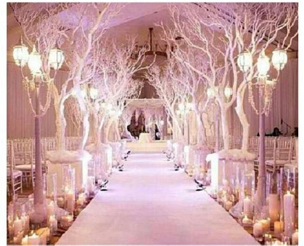 winter wonderland wedding decor wedding ideas