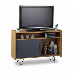 Tv Schrank Vintage : tv board vintage tv schrank tv sideboard tv kommode phonoschrank tv bank ebay ~ Watch28wear.com Haus und Dekorationen