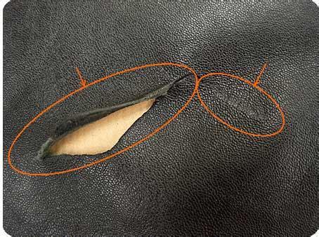 kit reparation canape simili cuir comment reparer canape cuir dechire