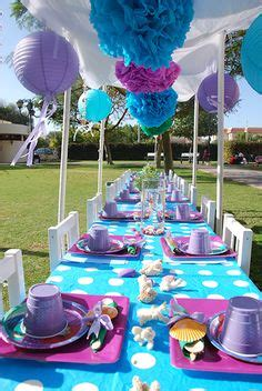 21 Marvelous Mermaid Party Ideas For Kids  Kids Party