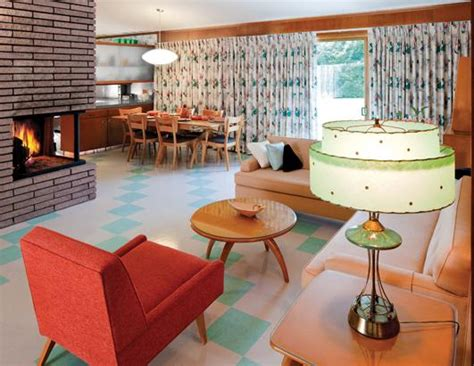 atomic ranch midcentury interiors mad men home in oklahoma captures imagination of fans photos abc news