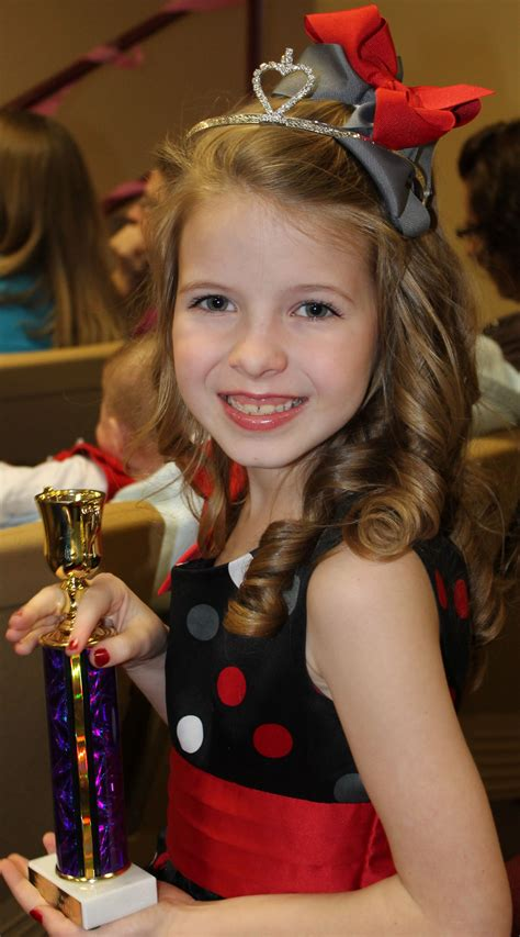 Little Miss Sweetheart Hosa Pageant 2013 (With images