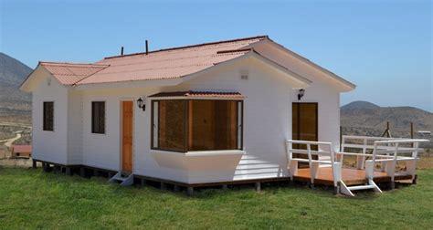 casas prefabricada plano de casa prefabricada de 3 dormitorios