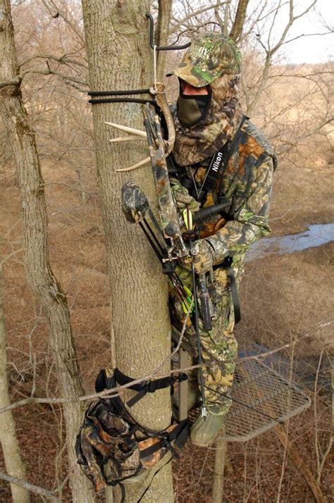 hunting deer tree stand carolina south buck them john hunters wild calling woods lady seymour day4 truth