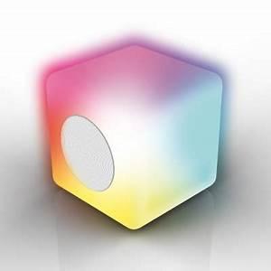 eclairage exterieur decoration solaire cube lumineux With cube lumineux solaire exterieur