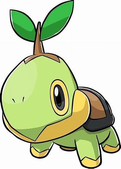Pokemon Turtwig Transparent Background Clipart Pikachu Clear