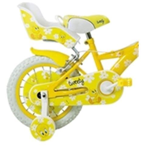 fahrrad 3 jahre kaufe fahrrad bmx f 252 r m 228 dchen tweety gr 246 sse 12 3 bis 4 jahre