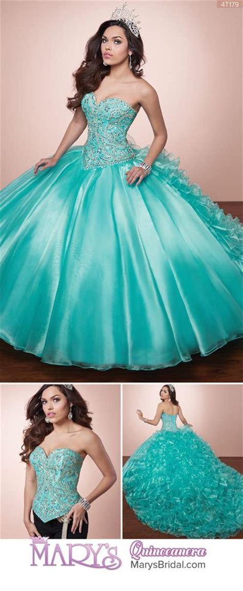 vestidos de  anos desmontables color azul decoracion