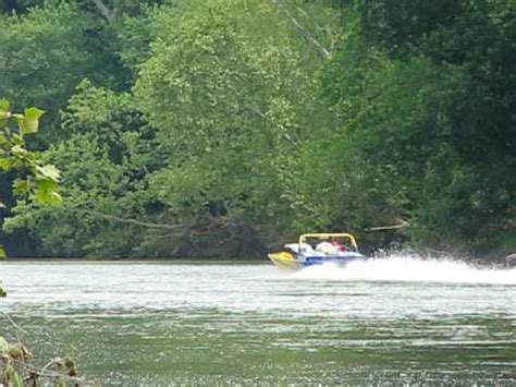 Gator Jet Boats by Gator Jetboat On The Gasconade River