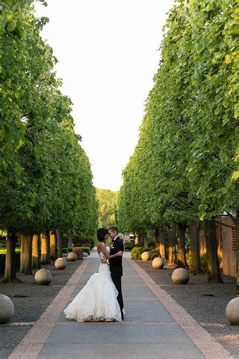 chicago botanic garden wedding emilia photography
