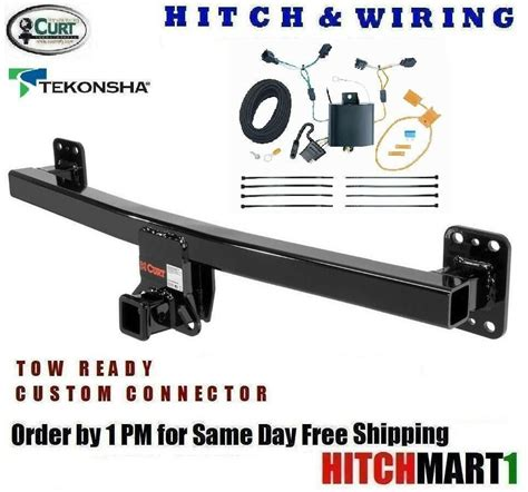 fits 2011 2016 volkswagen touareg class 3 trailer hitch wiring 2 quot tow receiver ebay