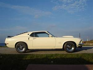 Rare 1969 Boss 429 Mustang For Sale - In Sweden