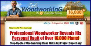Is Teds Woodworking A Scam? – Not Promising - Internet